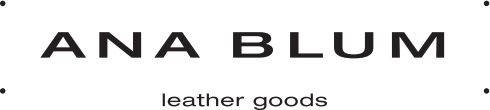 ANA BLUM leather goods