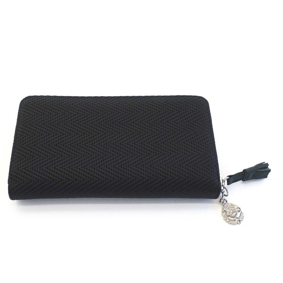 8 Portemonnaie ANA Prägung schwarz sale